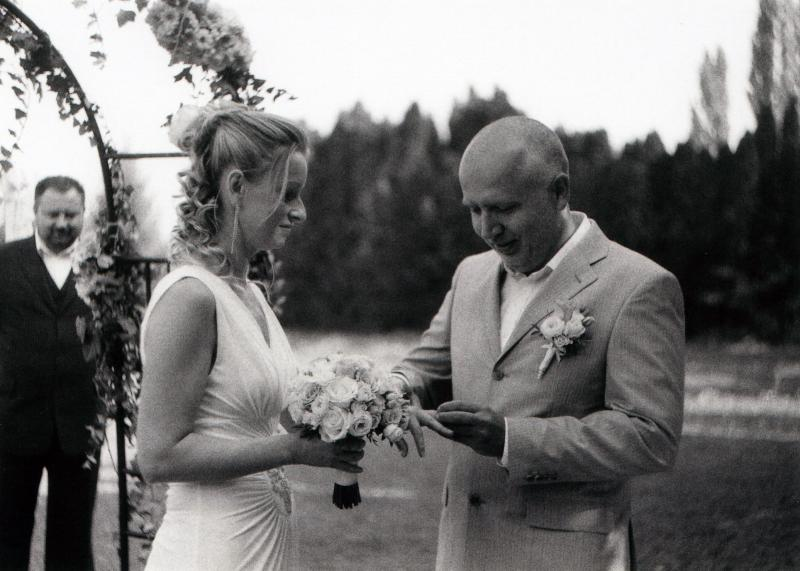 Marcelka a René svatební foto (4)