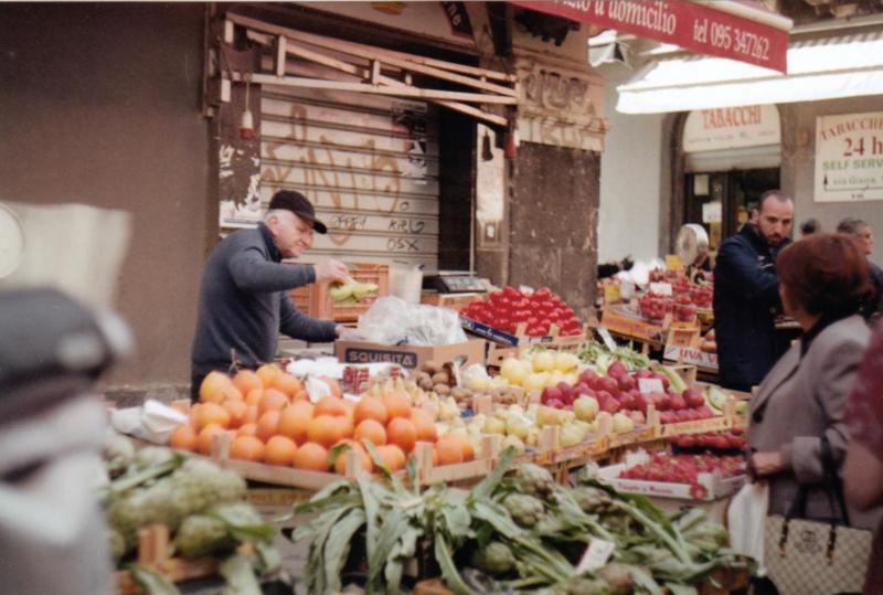 Trhy v Catanii - Mercato.01