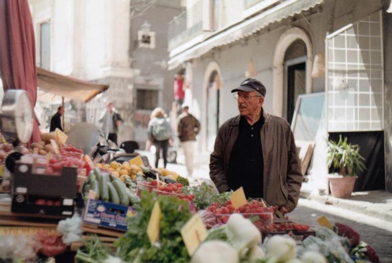 Trhy v Catanii - Mercato.02