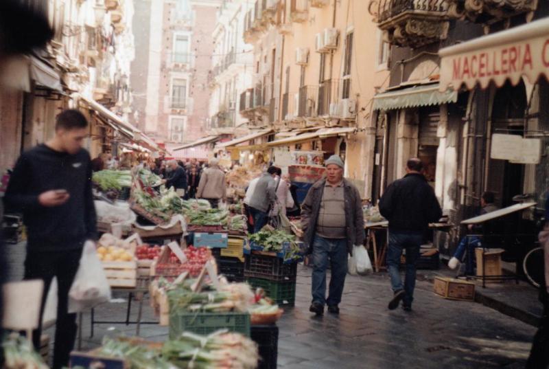 Trhy v Catanii - Mercato.04