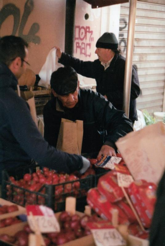 Trhy v Catanii - Mercato.06