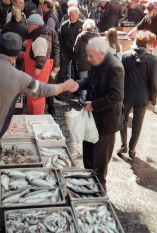 Trhy v Catanii - Mercato.10