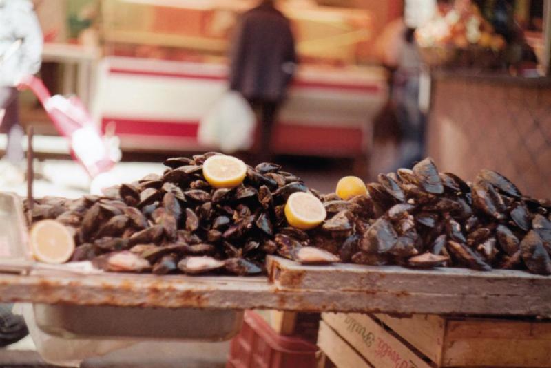 Trhy v Catanii - Mercato.13