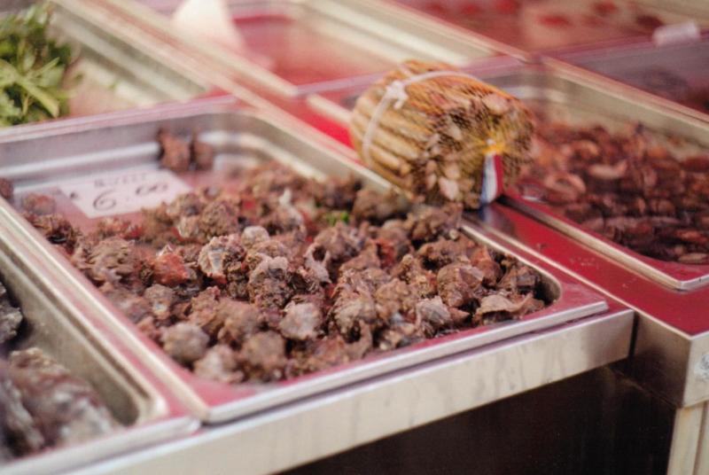 Trhy v Catanii - Mercato.15