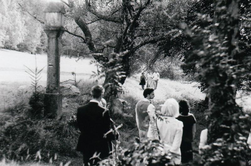 Zuzanka a Jeník  - Svatební foto Novohradské hory (26)