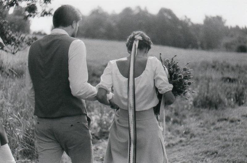 Zuzanka a Jeník  - Svatební foto Novohradské hory (30)