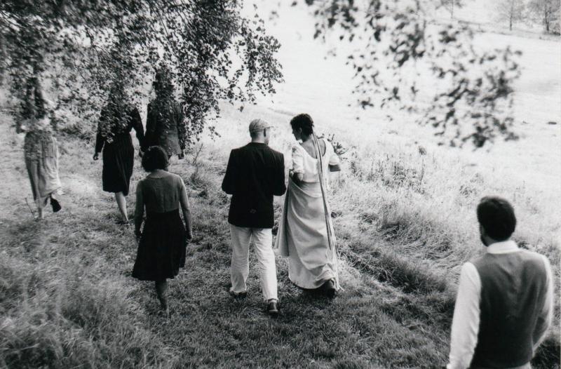Zuzanka a Jeník  - Svatební foto Novohradské hory (32)