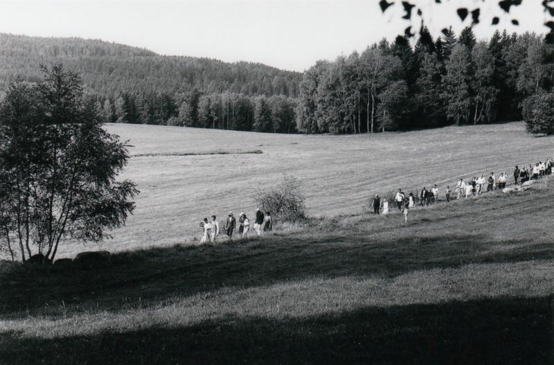 Zuzanka a Jeník  - Svatební foto Novohradské hory (33)