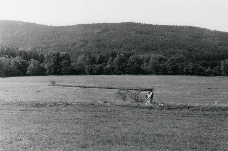 Zuzanka a Jeník  - Svatební foto Novohradské hory (34)