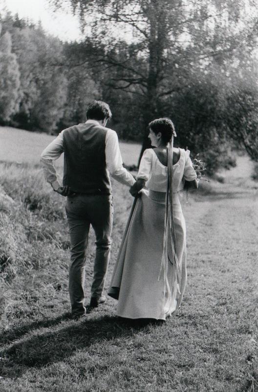 Zuzanka a Jeník  - Svatební foto Novohradské hory (35)