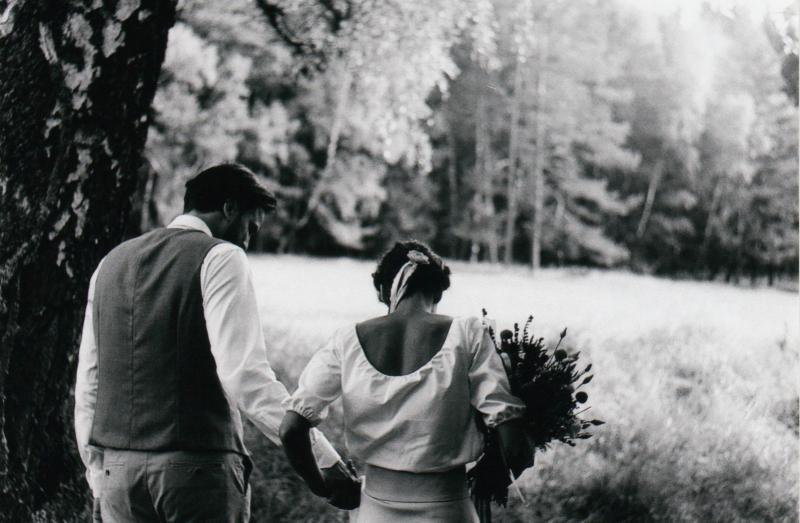 Zuzanka a Jeník  - Svatební foto Novohradské hory (36)