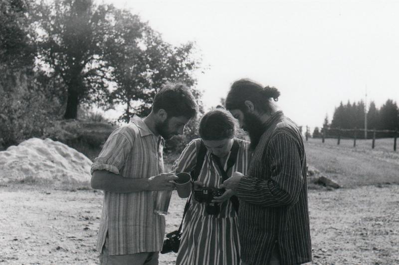 Zuzanka a Jeník  - Svatební foto Novohradské hory (41)