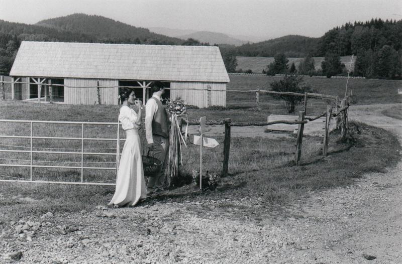 Zuzanka a Jeník  - Svatební foto Novohradské hory (42)