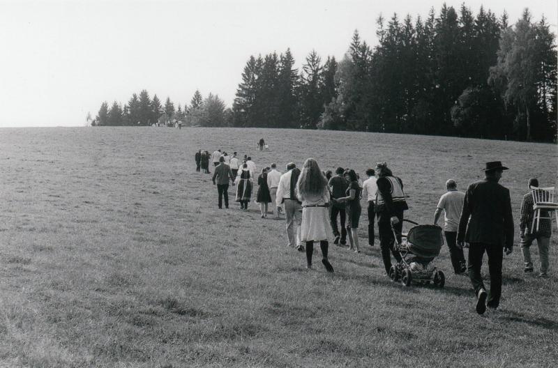 Zuzanka a Jeník  - Svatební foto Novohradské hory (43)