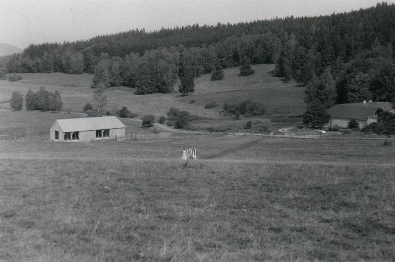 Zuzanka a Jeník  - Svatební foto Novohradské hory (48)