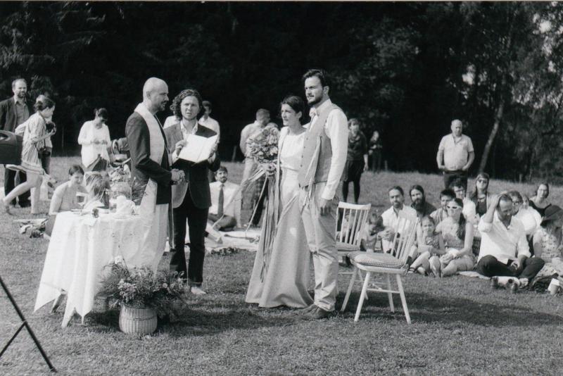 Zuzanka a Jeník  - Svatební foto Novohradské hory (50)