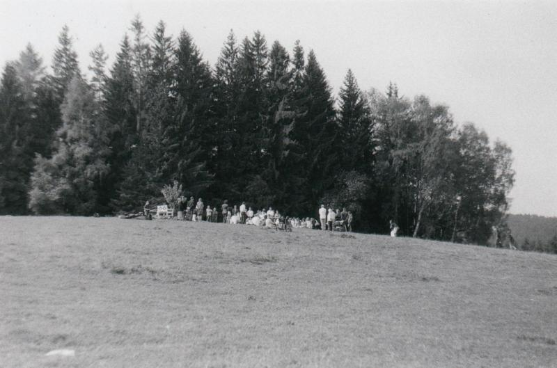 Zuzanka a Jeník  - Svatební foto Novohradské hory (51)