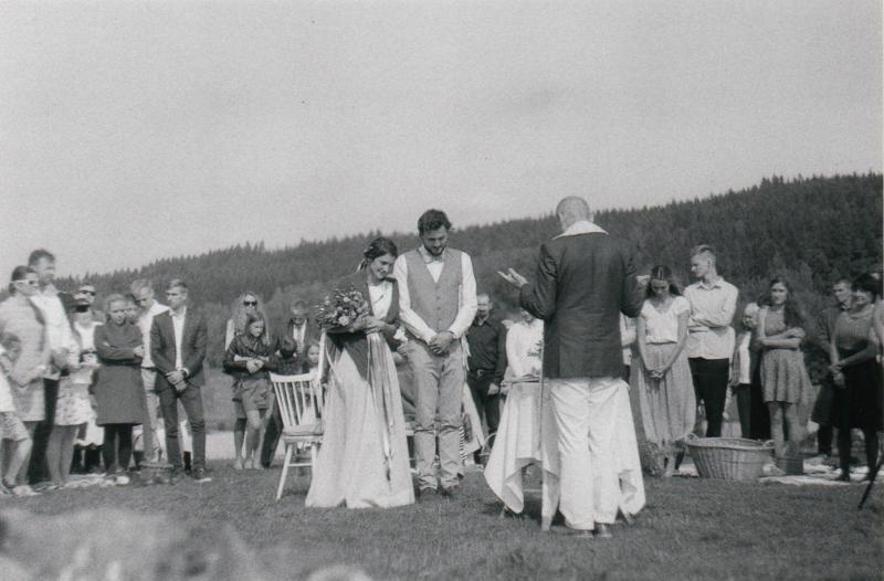 Zuzanka a Jeník  - Svatební foto Novohradské hory (58)