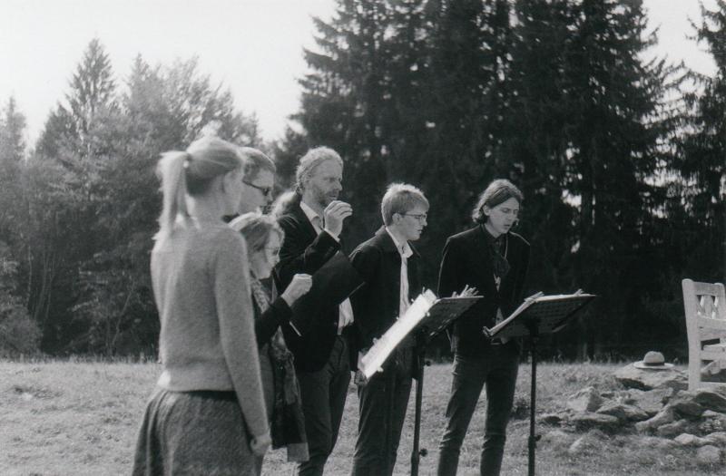 Zuzanka a Jeník  - Svatební foto Novohradské hory (60)
