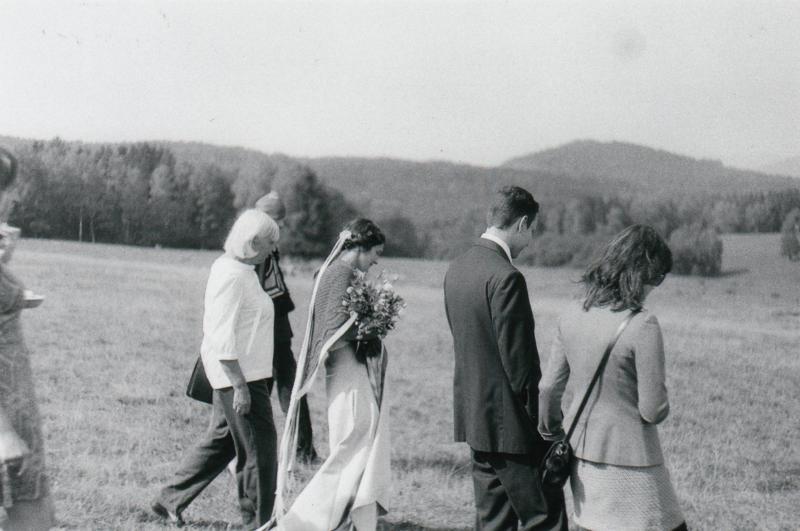 Zuzanka a Jeník  - Svatební foto Novohradské hory (62)
