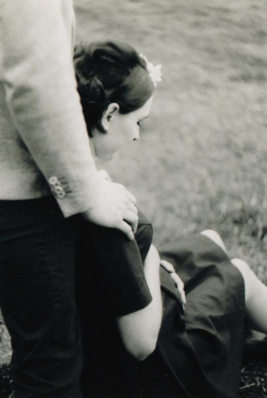fotograf - těhotenské fotky - na film Baruš září 2018  (8)